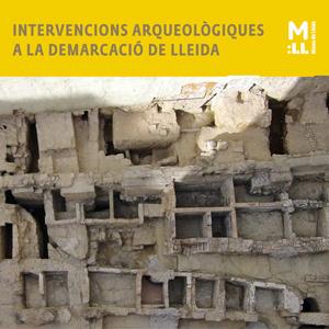 Cicle de conferències 'Intervencions arqueològiques a la demarcació de Lleida'