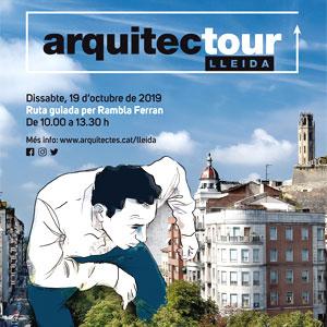 Arquitectour Lleida, 2019