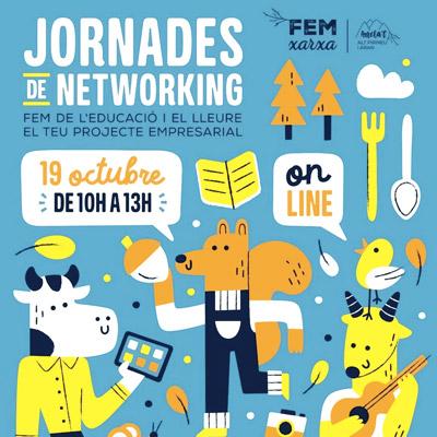 Arrela't a l'Alt Pirineu i Aran, Networking, Jornades, 2021