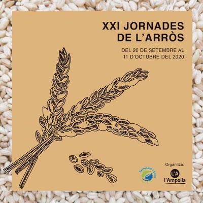 XXI Jornades gastronòmiques de l'arròs
