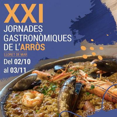 Jornades Gastronòmiques de l'Arròs a Lloret de Mar, 2021