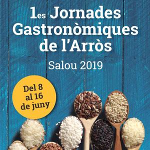 Jornades Gastronòmiques de l'Arròs a Salou, 2019
