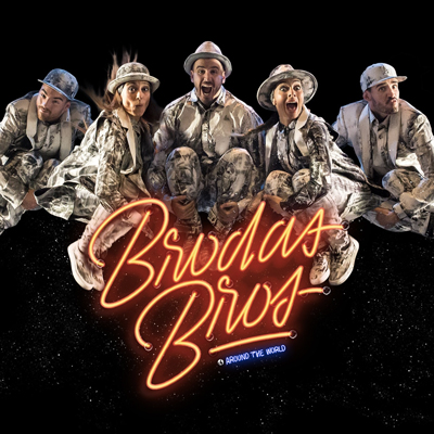 Espectacle 'Around the world' de Brodas Bros