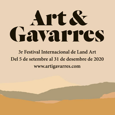 Art & Gavarres, festival internacional d'art i paisatge, 2020