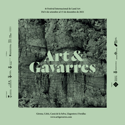 Festival internacional de Land Art 'Art & Gavarres', Empordà, 2021