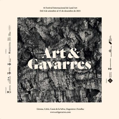 Festival internacional de Land Art 'Art & Gavarres', Girona, 2021