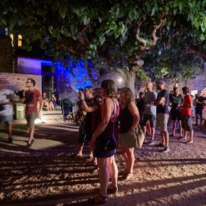 Visita nocturna 'Art & Gin' al Museu d'Art de Girona, 2019