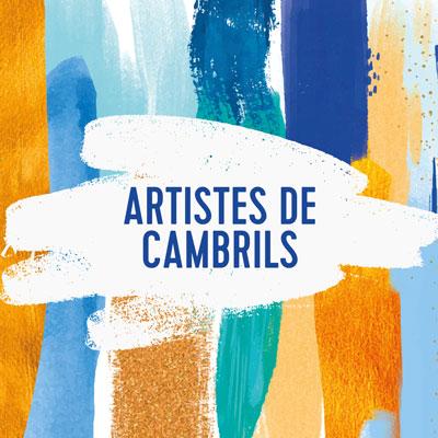 Exposició 'Artistes de Cambrils', Cambrils, 2020