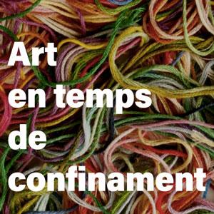 Exposició 'Art en temps de confinament' al Centre Cultural La Mercè, Girona, 2020