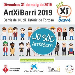 ArtXiBarri - Tortosa 2019