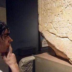 Cicle En clau de dona, Atilia, lliberta i pedagoga de la Ilerda romana, al Museu de Lleida, 2020