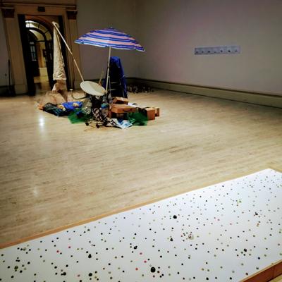 Exposició 'Atlantis' de Nathalie Rey i Enric Maurí