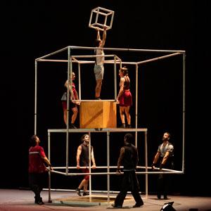 Espectacle 'Áureo' - Cia. UpArte