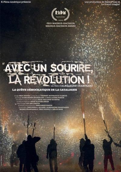 Avec un sourire, la revolution