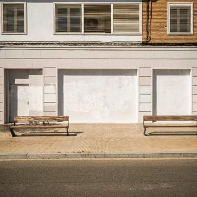 Fundació Vallpalou, Espai 3, Avinguda Tortosa, Pardinyes, Lleida, 2020