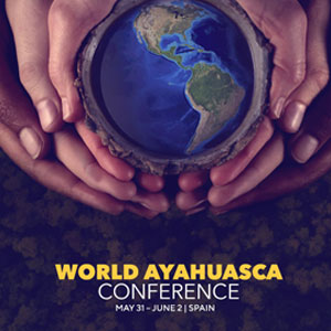 World Ayahuasca Conference a Girona, 2019