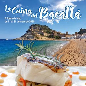 Jornades gastronòmiques 'La cuina del bacallà', Tossa de Mar, 2020