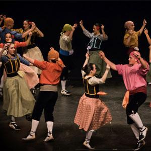 Espectacle de dansa 'Ballar ens fa lliures'