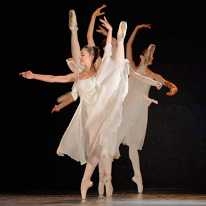 Espectacle de dansa 'Fellini, la dolce vita di Federico' a càrrec de la companyia Balletto di Siena