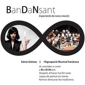 Espectacle 'BanDaNsant' - Sònia Gòmez - Músiques en Terres de Cruïlla 2019