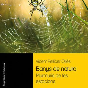Llibre 'Banys de natura' de Vicent Pellicer