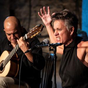 Espectacle 'Bàrbars' amb Jordina Biosca i David Garcia