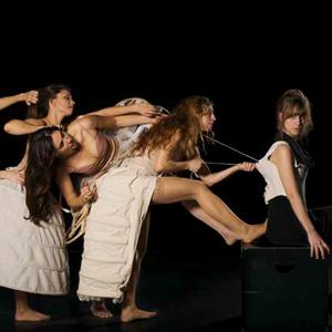 Espectacle 'Barbes de balena' a càrrec d'Els Pirates Teatre