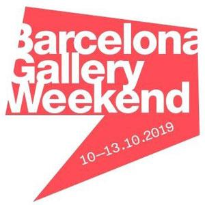 Barcelona Gallery Weekend - Barcelona 2019