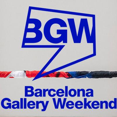 Barcelona Gallery Weekend - Barcelona 2021