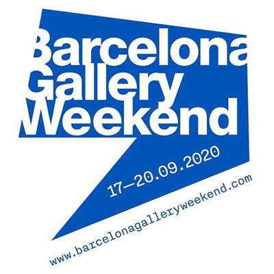 Barcelona Gallery Weekend, Barcelona, 2020