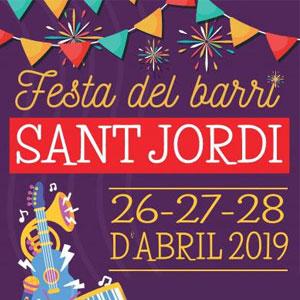 Festa Major del Barri de Sant Jordi de Torredembarra, 2019