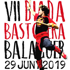 VII Diada bastonera de Balaguer, 2019