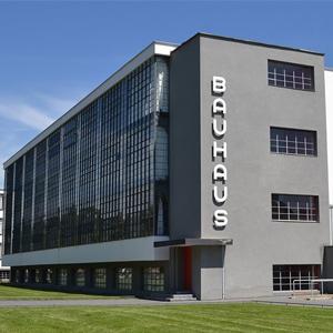 Bauhaus, Disseny, Arquitectura