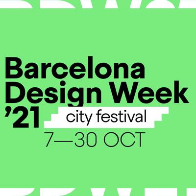 Barcelona Design Week, City Festival, Barcelona, 2021