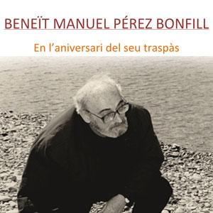Acte 'Beneït Manuel Pérez Bonfill' - Campredó 2019