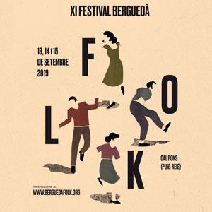 XI Festival Berguedà Folk - Puig-Reig 2019