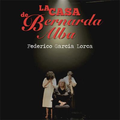 Teatre 'La casa de Bernarda Alba' de la companyia Magatzem d'Ars.