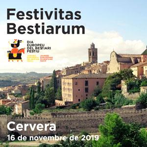 Festivitats Bestiarum a Cervera, 2019