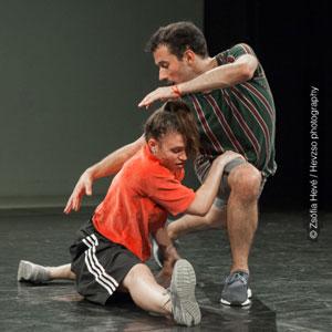 Espectacle 'Beat' de Nóra Horváth/Collective Dope