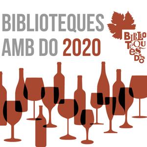 Lletres i Vins, Biblioteques amb D.O., 2020