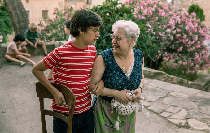 Biel Rossell i Francesca Piñon a 'La vida sense la Sara Amat'
