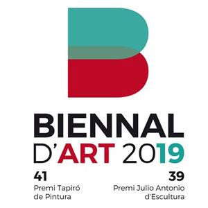 Biennal d'Art al MAMT, Museu d'Art Modern de la Diputació, Tarragona, 2019