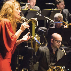 Dream Big Band, amb Gemma Abrié