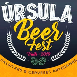 Úrsula Beer Fest a Valls, 2019