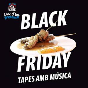 Black Friday - Mercat Municipal de Tortosa 2019