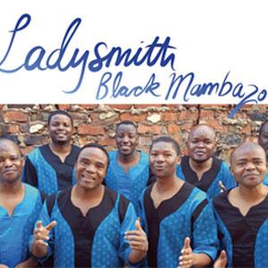 LadySmith Black Mambazo, grup de música sud-africana