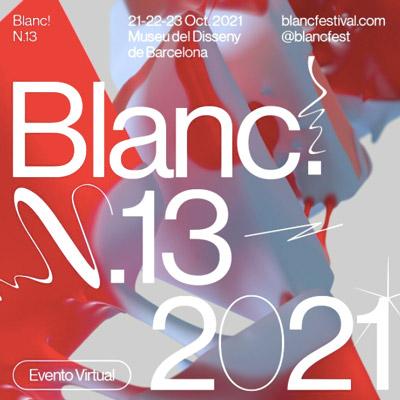 Blanc! Festival 2021, Museu del Disseny, Barcelona, 2021