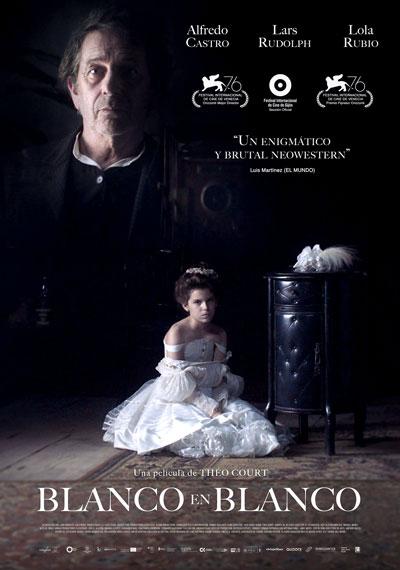 Pel·lícula 'Blanco en blanco'