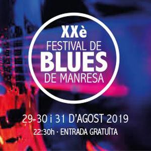 XX Festival Blues Manresa