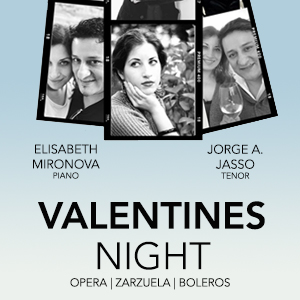 Concert 'Valentines Night. Historia d'un Amor'